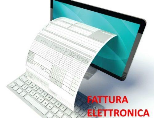 FATTURAZIONE ELETTRONICA – il 1° gennaio 2019 e' alle porte.